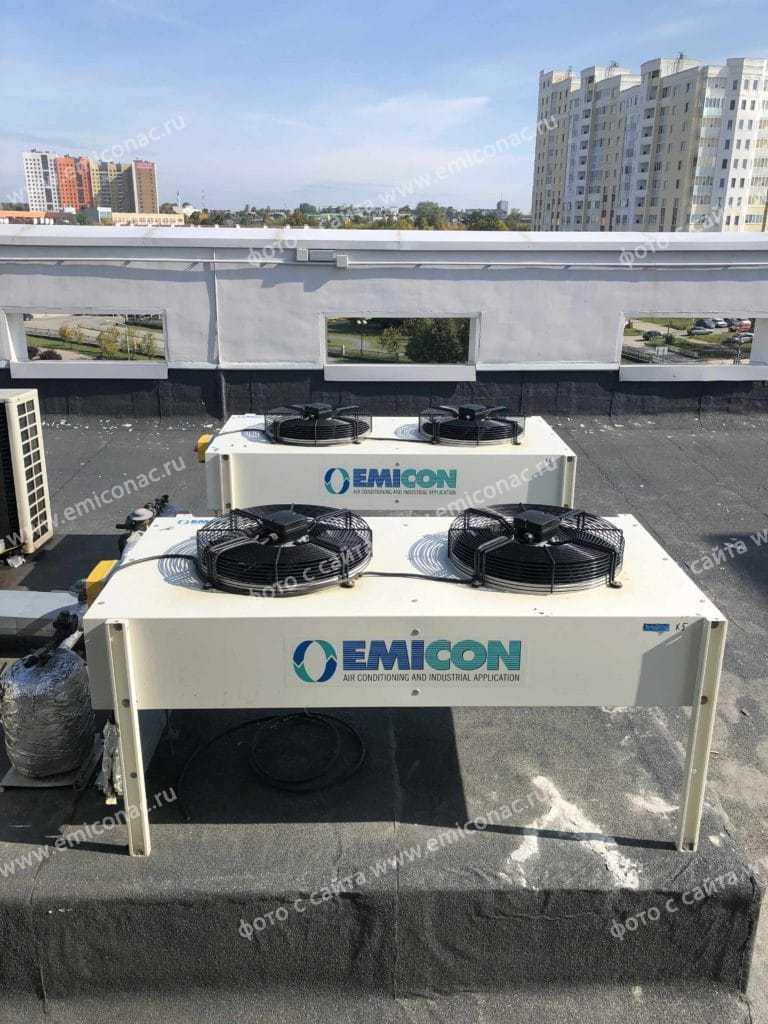 Прецизионный кондиционер Emicon ED.X