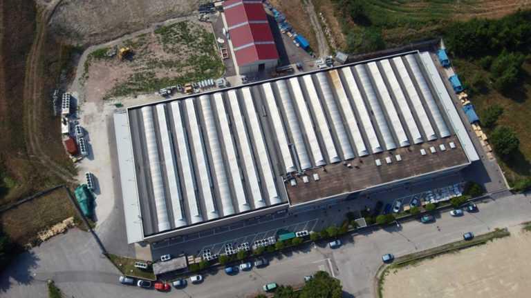 Завод Emicon (Форли, Италия)